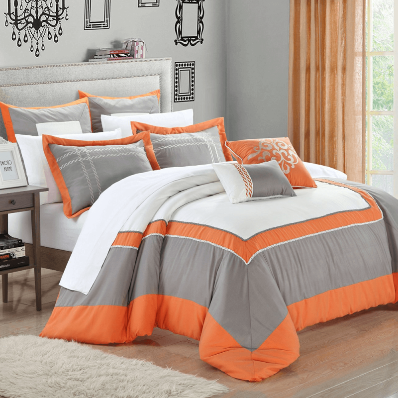 7-Piece Ballroom Comforter Set