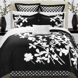 7-Piece Comforter Set with Pillow