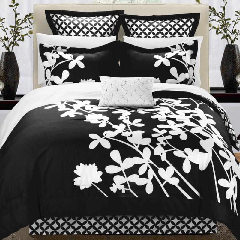 7-Piece Comforter Set with Pillow