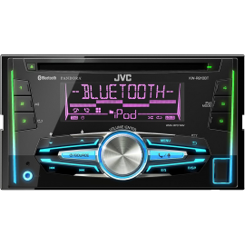 JVC KW R910BT Audio
