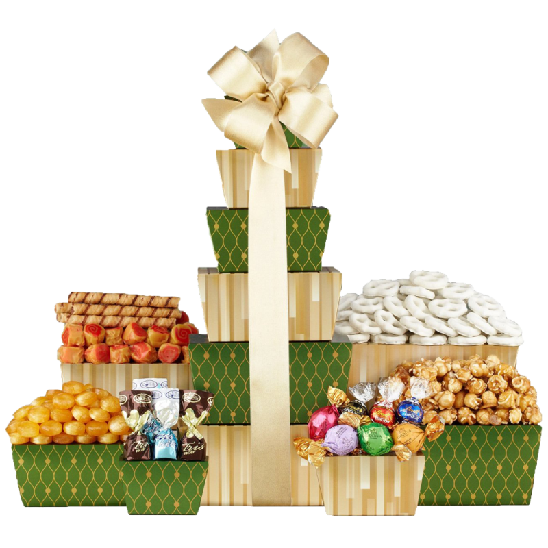Healthy Snack Gift Box