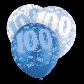 1-Birthday Party Latex Balloons