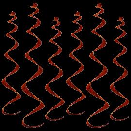 Metallic Whirls