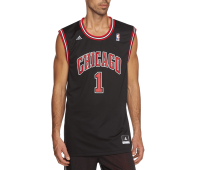 Derrick Rose Road Replica Jersey Youth
