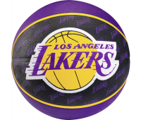 Team Ball L.A. Lakers Basketball..