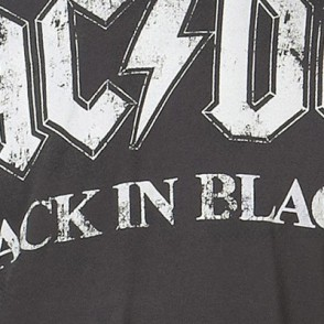 Live Nation ACDC Gray T-Shirt