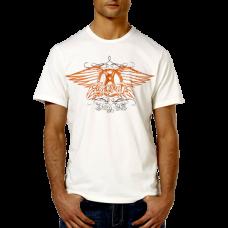 Live Nation Aerosmith Ivory T-Shirt