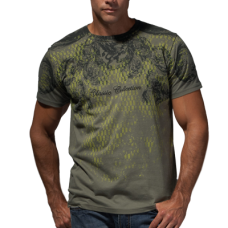 Classic Laundry Green Graphic T-Shirt