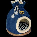 Cleo pet Denim bag