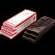 Box of 3 Handcrafted Dark Chocolate Bars