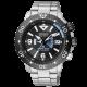 Citizen Men's Chronograph Stainless Steel Watch