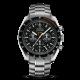 Citizen Men's Eco-Drive Black Ion-Plated Skyhawk Watch