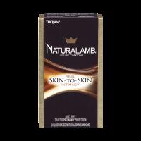 Trojan Naturalamb Condom Lubricated