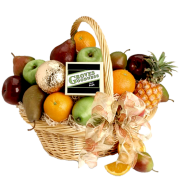 Plentiful Fruit Basket
