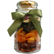 Gourmet Layered Dried Fruit Jar