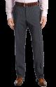 BOSS Black 'Pasolini-Movie' Grey Stripe Virgin Wool Suit