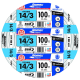 SouthWire 28827423 14 2WG NMB Wire 100-Foot
