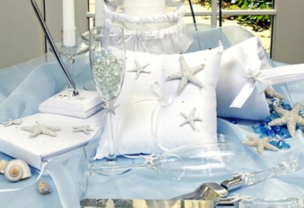 Beach Wedding Collection - blue
