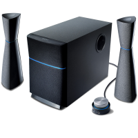 M3200 Modern 2.1 Multimedia Speaker System