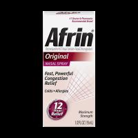 Afrin 12 Hour Nasal Spray, Original