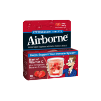 Airborne Effervescent Tablets, Very Berry