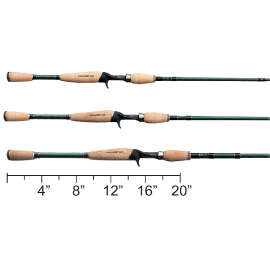 Bass Pro Shops XPS Extreme Trigger Rods