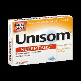 Unisom SleepTabs, Nighttime Sleep-Aid Tablets