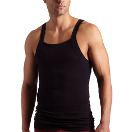 2(x)ist Mens Form Square Cut Tank Top