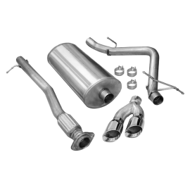 Corsa - Touring Polished Stainless Steel Exhaust System