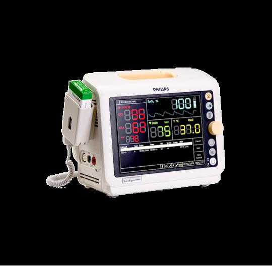 SURESIGNS VM4 Patient Monitor