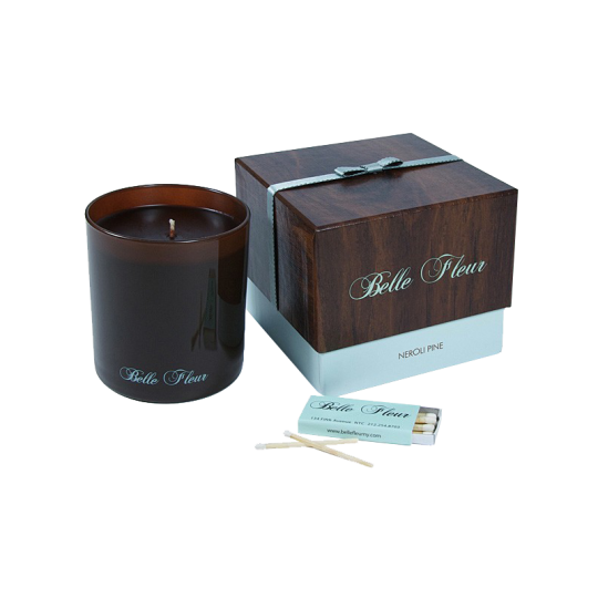 Belle Fleur Neroli Pine candle