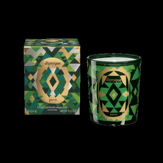 Diptyque - Sapine Dore (Golden Fir) Holiday Candle