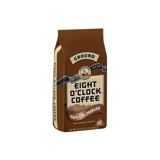 Eight O'Clock Coffee, 100% Colombian Ground