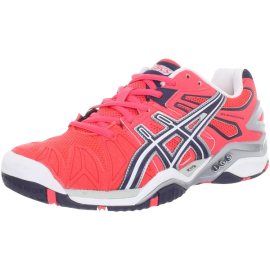 ASICS Women's GEL-Resolution 5 Tennis Shoe