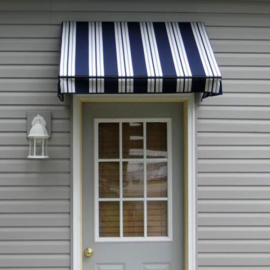Heartland stationary window awnings