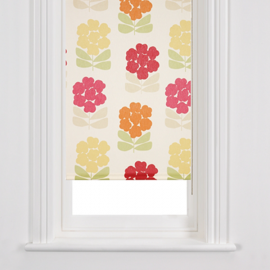 John Lewis Geranium Blackout Roller Blinds, Multi