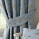 Duck Egg Charlotte Curtain Collection