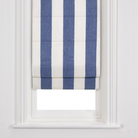 John Lewis Wide Stripe Roman Blind