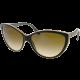 Alexander Mcqueen 4147S Sunglasses Color 0RCQ CC