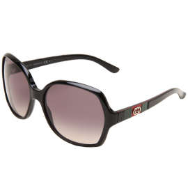 GUCCI Women's GG3538S Butterfly Sunglasses