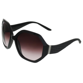 Guess Sunglasses - 6534 Frame Black Lens Pink Gradient