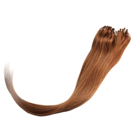 Yesurprise 20 inch 12 Remy Loop-Micro Ring Extensions Human Hair Extension