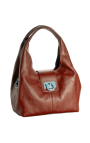 DKNY Vintage Leather Classics Hobo