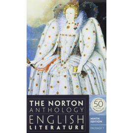 The Norton Anthology of English Literature (Ninth Edition) (Vol. Package 1 A_ B_ C)
