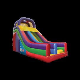 18' Wacky Slides
