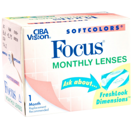 Focus Monthly Softcolors