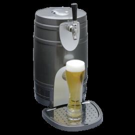 Koolatron 5 liter mini keg dispenser with tap