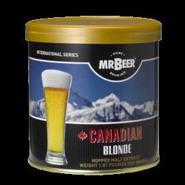 Mr. Beer Canadian Blonde Refill Brew Pack