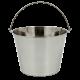 3 Piece Stainless Steel Beverage Bucket Set