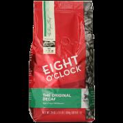 Eight O'Clock The Original Decaf Whole Bean Coffee 24 Ounce